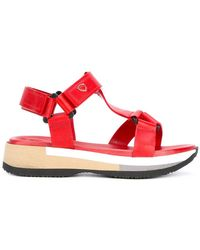 Philippe Model | Low Platform Sandals | Lyst