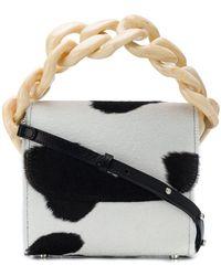 Marques'Almeida - Calf Hair Mini Bag - Lyst