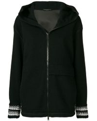 Ermanno Scervino - Hooded Sweater - Lyst