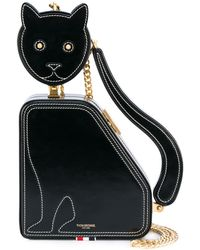 Thom Browne - Embroidered Cat Bag - Lyst
