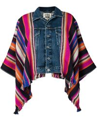Levi's Poncho Trucker Jacket