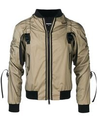 DSquared² - Harness Strap Jacket - Lyst