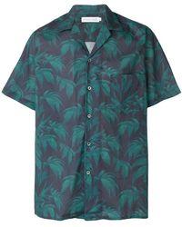 Desmond & Dempsey - Cubanna Shirt - Lyst