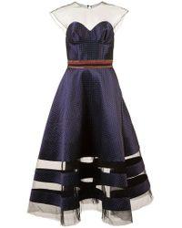 Sachin & Babi - Joanna Flared Dress - Lyst