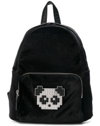 Les Petits Joueurs - Panda Backpack - Lyst