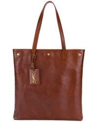 Saint Laurent - Noe Shopping Bag - Lyst