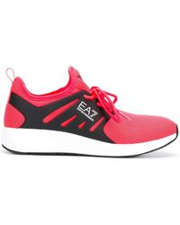 EA7 - Runner Trainers - Lyst