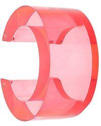 Lizzie Fortunato - Postmodern Cuff Bracelet - Lyst