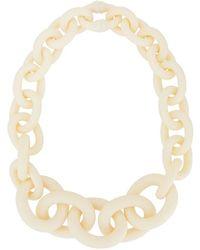 UMA | Raquel Davidowicz - Chain Link Necklace - Lyst