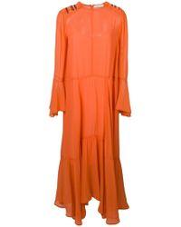 Dorothee Schumacher - Flared Maxi Dress - Lyst