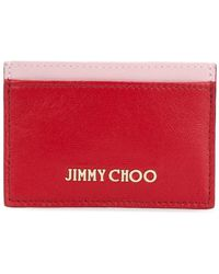 Jimmy Choo - Umika Card Holder - Lyst