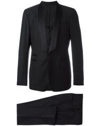 Ferragamo - Two-piece Applique Detail Suit - Lyst