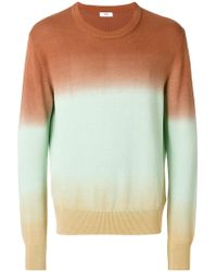 Cmmn Swdn - Gradient Fitted Sweater - Lyst