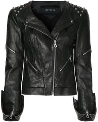 Kitx - Giacca Biker 'protector' - Lyst