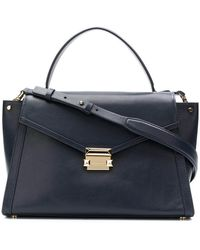 MICHAEL Michael Kors - Top Handle Satchel Bag - Lyst