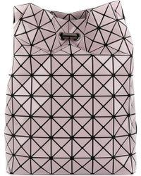Bao Bao Issey Miyake - Geometric Print Backpack - Lyst