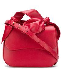 Simone Rocha - Knotted Leather Bag - Lyst