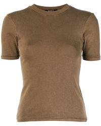 Yeezy - Season 6 Shrunken T-shirt - Lyst