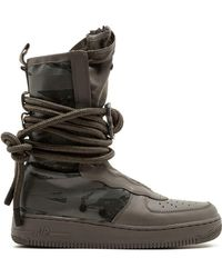 5666d8a725c4 Lyst - Nike Lunar Force 1 Waterproof Duckboot in Brown for Men
