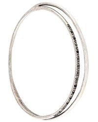 Iosselliani - 'silver Heritage' Bracelet - Lyst
