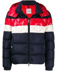 Moncler - Janvry Giubbotto Padded Jacket - Lyst