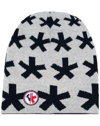 Rossignol - Intarsia Knit Logo Beanie - Lyst