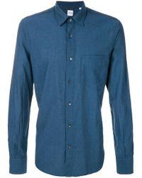 Aspesi - Long Sleeve Shirt - Lyst