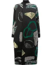 Toogood - Abstract Print Coat - Lyst
