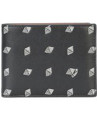 COACH - Diamond-print Billfold Wallet - Lyst