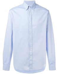 Gieves & Hawkes - Button-up Shirt - Lyst