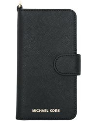 MICHAEL Michael Kors - Logo Plaque Iphone 7 Case - Lyst