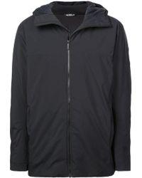 Arc'teryx - Zipped Hooded Jacket - Lyst