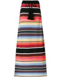 Laneus - Mexico Skirt - Lyst