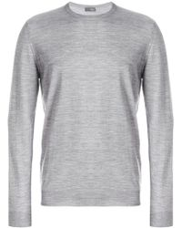 Drumohr - Perfectly Fitted Sweater - Lyst