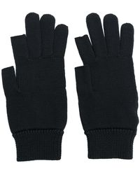Rick Owens - Cut-out Finger Gloves - Lyst