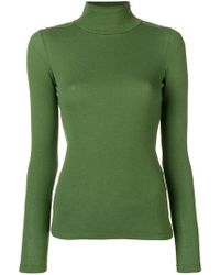 Each x Other - Fitted Turtle Neck Jumper - Lyst