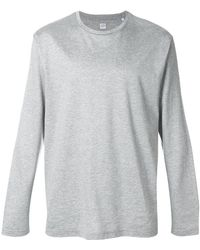 E. Tautz - Klassisches Langarmshirt - Lyst