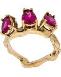 Voodoo Jewels - Thalassa Ring - Lyst