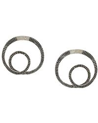 Maha Lozi - Revolution Earrings - Lyst