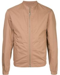 Lemaire - Twill Jacket - Lyst