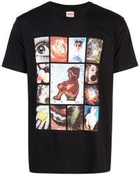 Supreme - Collage T-shirt - Lyst