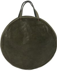 Guidi - Round Tote Bag - Lyst