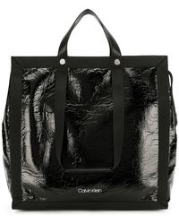 Calvin Klein - Top Handle Holdall - Lyst