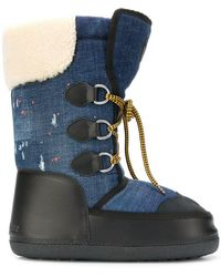 DSquared² - 'After Ski' Stiefel - Lyst