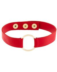 Manokhi - Circle Shape Collar - Lyst