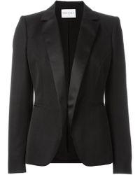 Vionnet - Silk-Blend Tuxedo Blazer - Lyst