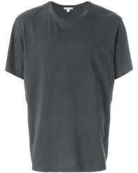 James Perse - Loose Fit T-shirt - Lyst