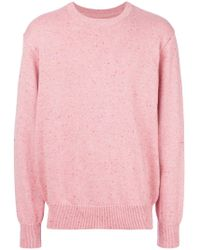 Universal Works - Loose Crew Neck Jumper - Lyst