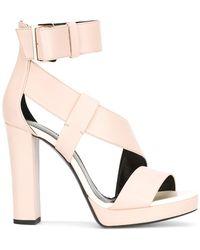 Lanvin | Platform Sandals | Lyst