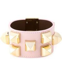 Givenchy - Studded Cuff - Lyst